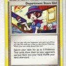 Pokemon Card Platinum Arceus Trainer Department Store Girl