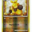 Pokemon Card Platinum Arceus Rev Holo Makuhita 68/99