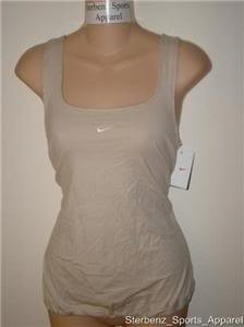 Nwt L NIKE Women Fit Dry Soy Dance Yoga Tank Top New Large