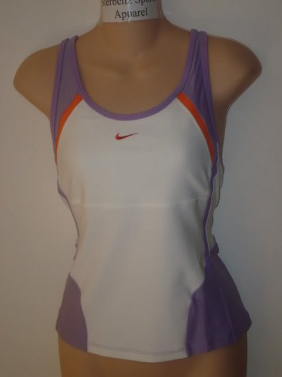 Nwt L 12 14 NIKE Women Fit Dry Fitness Tank Top New Large