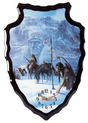 Brave Hunters Pathfinders Wall Clock NEW NIB