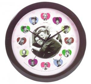I Love Lucy Quartz Wall Clock NEW NIB