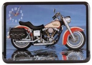 Motorcycle Wall Clock NEW NIB