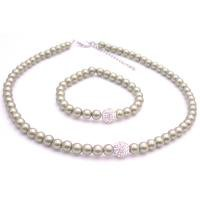 NS953  Pistachu Color For Bridesmaids Junior Bridemaids Nickle Free Jewelry