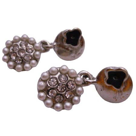 D249 Fashion Dangle Earrings Jewelry