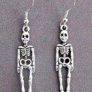 Skeleton Earrings,Skeleton Dangle Earrings,Halloween Jewelry,Skeleton Jewelry,