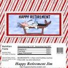 Retirement Candy Bar Wrapper 01