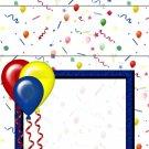 Sweet Notes Box Happy Birthday