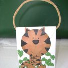 Animal Purse and/or Treat Box  Tiger