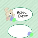 Easter Candy Bar Wrap