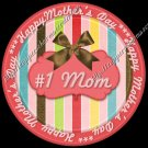 Mother's Day Cupcake Picks & Toppers ~ Happy Mother's Day