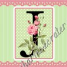 Mother's Day MINI Candy Bar Wrapper ~ Pink Rose Letter Collection Collection