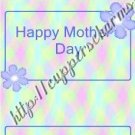 Mother's Day MINI Candy Bar Wrapper ~ Pastel Floral Collection