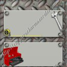 Father's Day Standard Candy Bar Wrapper ~ Tool Box