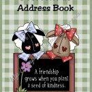 "Address Book 5"" X 7"" Size ~  Best Friends Theme"