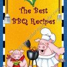"Recipe Book 5"" X 7"" Size ~  BBQ Theme"