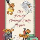 "Recipe Book 4"" X 6"" Size ~  Christmas Cookies Theme"