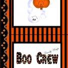 Treat Bag Toppers~ Halloween Boo Crew #1