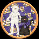 Quilting Friends  Halloween Cupcake Picks & Toppers