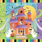 Spooks House  Halloween  Gallon Can Set