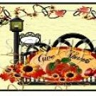 Give Thanks 2 Thanksgiving Quart Can Set #3
