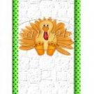 Happy Season Thanksgiving ~ MINI Candy Bar Wrapper