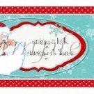Making a List..... Christmas Quart Can Set #3
