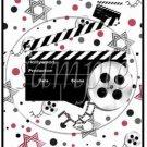 Hanukkah  Movie Night ~  MINI Candy Bar Wrapper