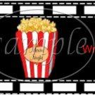 Popcorn Movie Night ~ MINI Candy Bar Wrapper