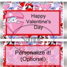 Bear Hugs  ~ Valentine's Day Standard Size Candy Bar Wrapper