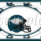 Philadelphia Eagles ~ Faux NFL Football Teams ~ MINI Candy Bar Wrapper