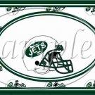 New York Jets ~ Faux NFL Football Teams ~  MINI Candy Bar Wrapper