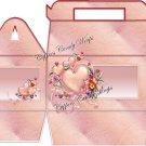 Floral Gable Box  #2