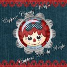 Raggedy Andy Set #5 ~ MINI Candy Bar Wrappers