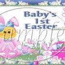 Baby's First Easter   ~ MINI Candy Bar Wrappers