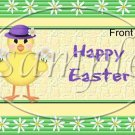 Easter Chick ~ Easter ~ Gallon Can Set