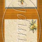 Easter Lillies   ~ Easter ~ Mint Matchbook Cover