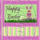 Fuzzy Family   ~ Easter ~ MINI Candy Bar Wrappers