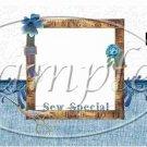 Sew Special ~ Pint Glass Jar Set