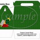 Faux Lego Legos #6 ~ Gable Box