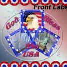 American Eagle  ~ Gallon Can Set
