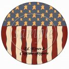 Ol' Glory Stars & Stripes  ~ Cupcake Picks & Toppers