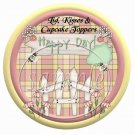 Happy Day   ~ Cupcake Picks & Toppers