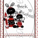Ladybug Back to School ~ MINI Candy Bar Wrappers