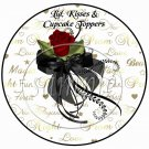 Prom   ~ Cupcake Picks & Toppers