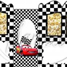 Cars Inspired By  ~ Carriage Popcorn Box or Gift Box