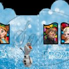 Frozen #1 Faux ~ Inspired By  ~ Carriage Popcorn Box