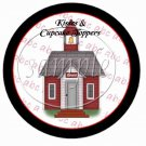 Welcome Back  ~ Cupcake Picks & Toppers