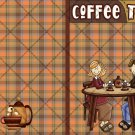 Coffee Time ~ Post It Note ® Cover