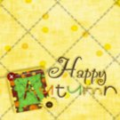 Happy Fall ~ Nugget Wrappers